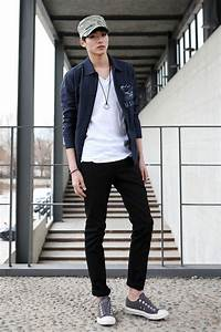 An emerging styling statement: korean men fashion - AcetShirt