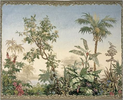 Tapisserie Paysage Exotique by Paysage Exotique Gobelins Tapis