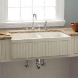 double basin farmhouse sink fluted farmhouse sink double kitchen double utility sinks