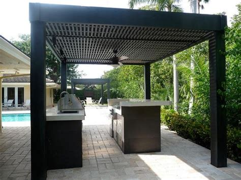 outdoor bars furniture tiki bar ideas around pool patio of