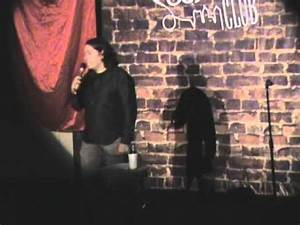 Stand Up In The NYC Comedy Club In San Diego YouTube