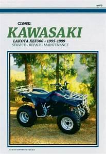 Kawasaki Lakota Kef300 Atv  1995