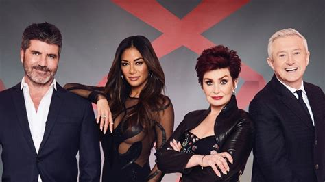 x factor 2017 judges 39 revealed 39 as simon cowell says