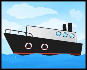 schiff einfach zeichnen lernen schritt fuer schritt
