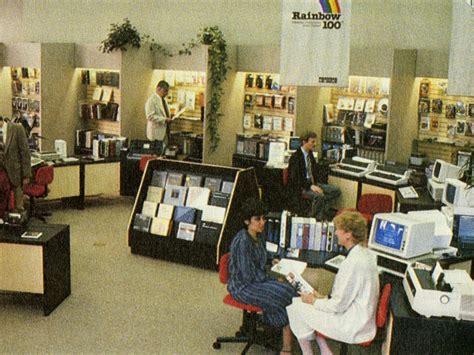 computer stores