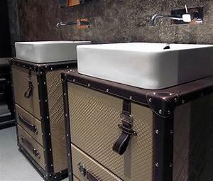 Bad Unterschrank Vintage : originelle badezimmer deko von collection alexandra ~ Frokenaadalensverden.com Haus und Dekorationen