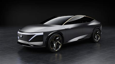 All Wheel Drive Car by Nissan Ims Electric All Wheel Drive Concept Car