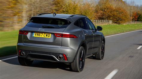 Jaguar E-pace Suv (2017) Review