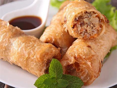 Nems Au Poulet  Blogs De Cuisine