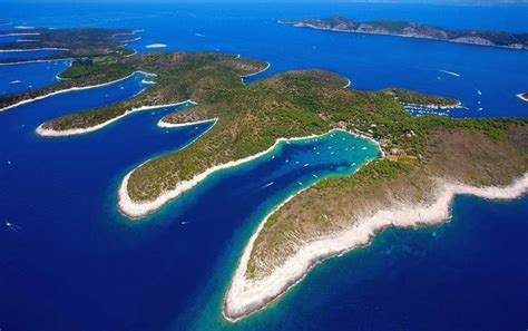 Catamaran Charter Hrvatska by Charter Destinations In Croatia Croatia Catamaran Charter