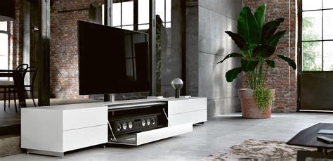 Fernseher Mitten Im Raum. Ausstattung. . Und Fernseher