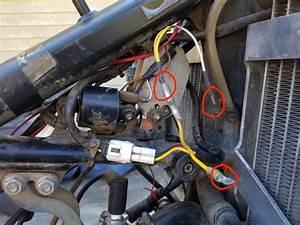 300 Xc-w - Stator Wiring Help