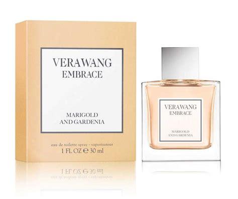 vera wang embrace marigold  gardenia nuevas fragancias