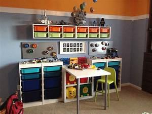 Lego Aufbewahrung Ideen : lego tables ikea hacks storage kinderzimmer trofast kinderzimmer dekoration kinderzimmer ~ Orissabook.com Haus und Dekorationen