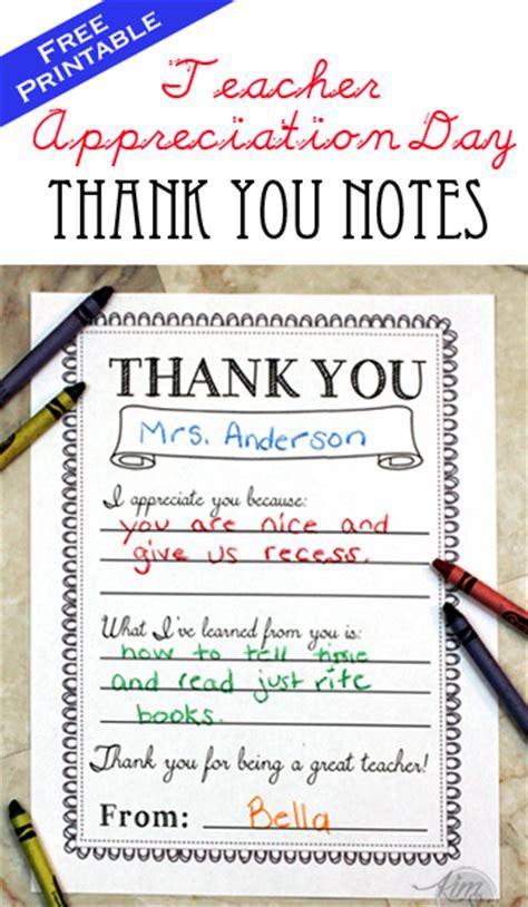 appreciation day printable thank you notes jpg 856 | Teacher Appreciation Day Printable Thank You Notes