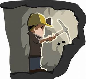 Clipart - miner