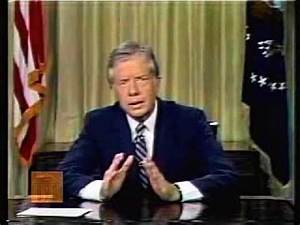 Jimmy Carter's Crisis of Confidence Speech, July 15th ...