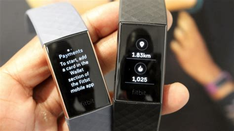 fitbit charge 3 look review slim looking and feature packed