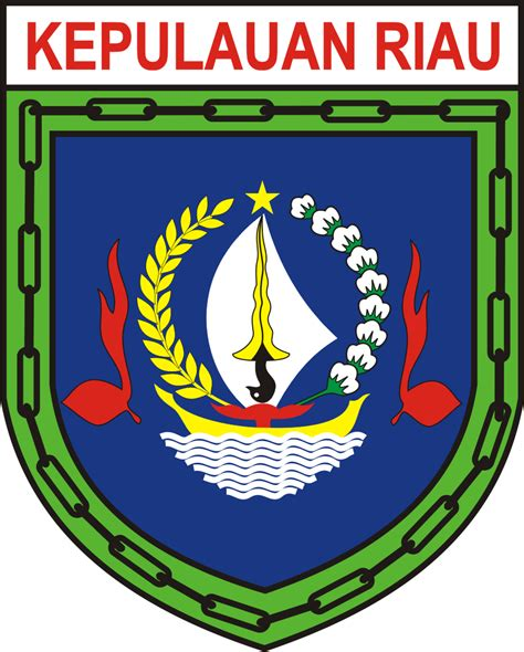 logo kwarda kepulauan riau kumpulan logo indonesia