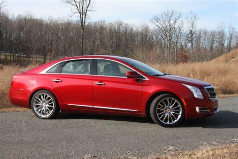 Bangshift.com 2014 Cadillac Xts V-sport