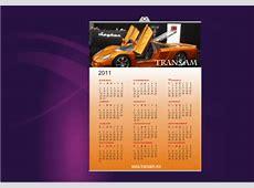 Calendarios tipo poster calendario de pared personalizado