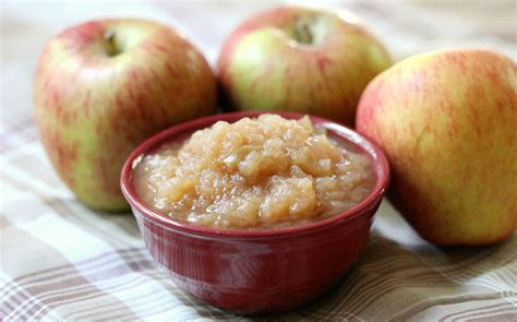 How To Make Apple Sauce At Homehealth World Journal