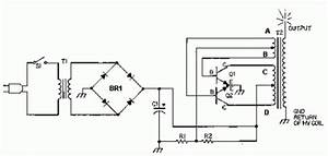high voltage circuit page 4 power supply circuits nextgr With hv440 high voltage ring generator schematic
