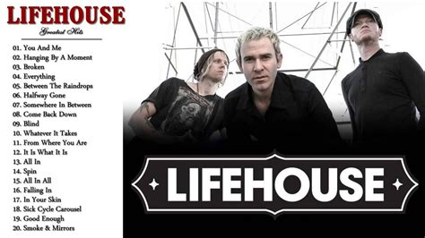 Lifehouse Best Song Lifehouse S Greatest Hits The Best Of Lifehouse