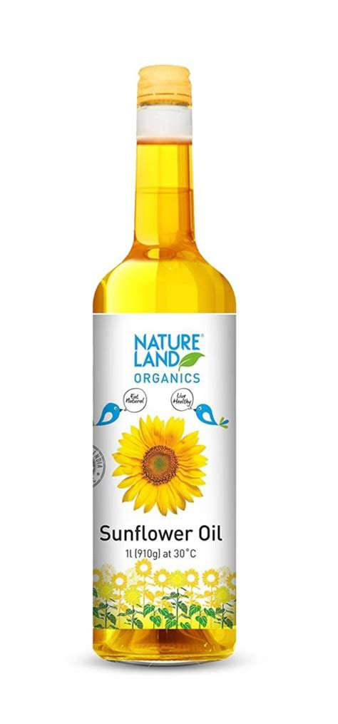 sunflower cooking oil frying kinds flower power