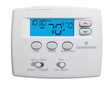 Emerson Thermostat Wiring Diagram Volovets Info
