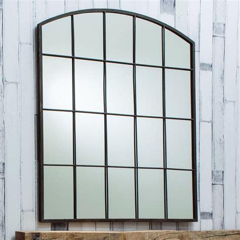 scandinavian style sofas brompton window style industrial metal mirror rustic