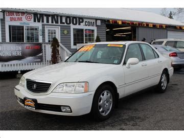 2000 Acura Rl For Sale by 2000 Acura Rl For Sale Carsforsale