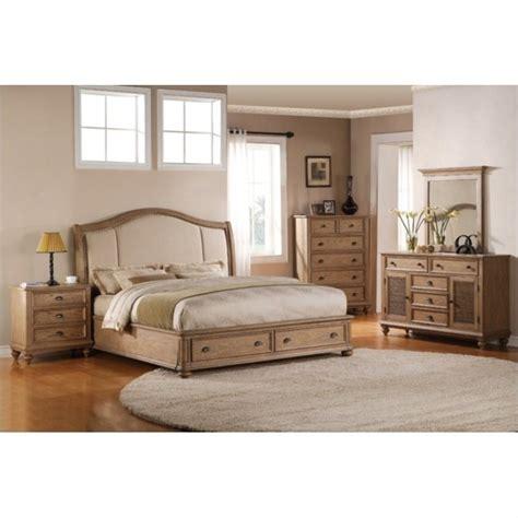 riverside coventry 5 bedroom set in driftwood