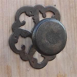 boutons de portes les forges de signa serrures et With bouton de porte en bois