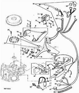 32 John Deere F525 Parts Diagram