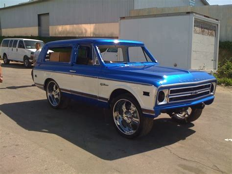 19blazer69 1969 Chevrolet Blazer Specs, Photos