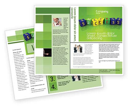 googleial brochure templates 0 html success brochure template design and layout download now