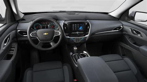 2019 Chevrolet Traverse Colors  Gm Authority