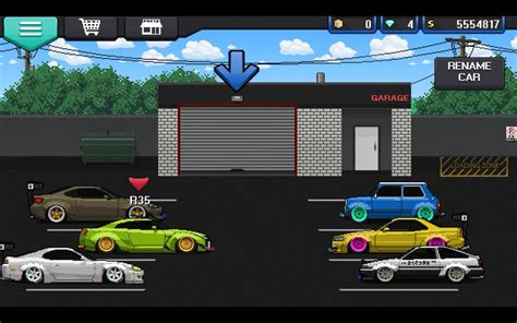 Pixel Car by Guide Pixel Car Racer Cheats For Android Apk