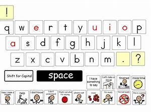Abc Flip Chart Aac Girls Direct Selection Light Tech Alphabets