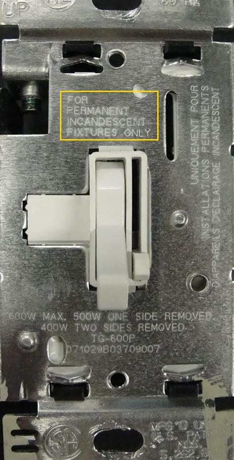 ceiling fan light flickers dimmer dimmer switch on ceiling fan hazard