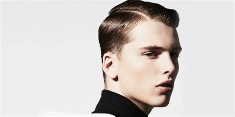 How To Create The Modern Men's Side Part Hairstyle Perm Hairstyles For Thick Hair Ultra Moon Ancient History Updo Prom Youtube Youths Curly Style The Doctor Lush Kerastase Mask