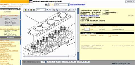 caterpillar manuales de taller repair manuals service