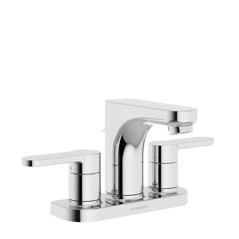 Symmons Identity 4 In Centerset 2handle Bathroom Faucet