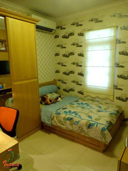 gambar desain kamar tidur minimalis modern  unik