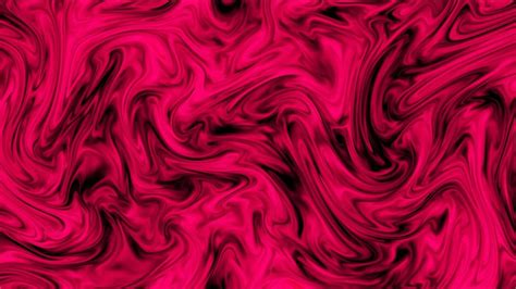 Trippy Hot Pink And Black Swirls Hd Video Background Youtube