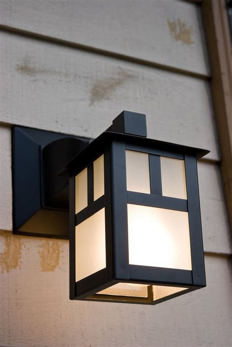 craftsman style hanging outdoor light modern craftsman lighting home ideas pinterest