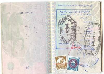 visto ingresso egitto news egitto non si cambiano le procedure per il visto