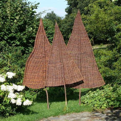 Günstiger Sichtschutz Für Garten by Sichtschutz Weidenbaum Tanne Natur Sichtschutz Welt De