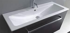 Bad Unterschrank 100 Cm Breit : waschtisch mit unterschrank 100 cm breite bad direkt ~ Bigdaddyawards.com Haus und Dekorationen